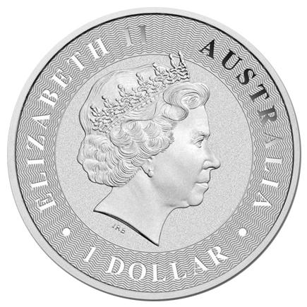 Austrália 1 Dollar Canguru 2017