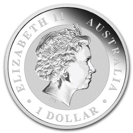 Austrália 1 Dollar Koala 2017