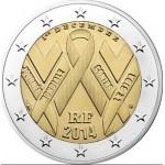 França 2€ Dia Mundial da Sida