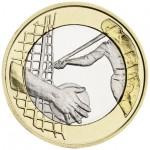 Finlândia 5€ Atletismo 2016