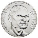 Portugal 7,50€ Eusébio 2016 em Prata