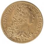 D.José I Peça (6400 Réis) Josephus de 1771