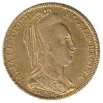 D. Maria I Peça (6400 Réis) de 1787