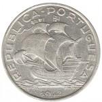 Portugal 10$00 Escudos de 1942