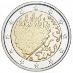 Finlândia 2€ Eino Leino 2016