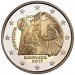 Eslováquia 2€ Universidade de Istropolitana 2017