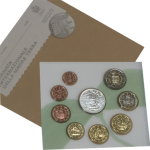 São Marino Bnc 2016 com 5€ em prata