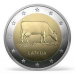 Letónia 2€ Indústria Agraria 2016 Brevemente