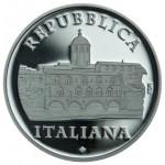Itália 5€ Linguria 2014