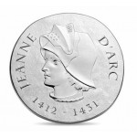 França 10€ Joana D'Arc 2016
