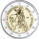 Vaticano 2€ Ano Sagrado da Misericórdia 2016