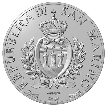 São Marino 10€ Encontro de Alpinistas 2020