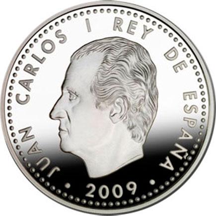 Espanha 10€ 2009 - Filipe II