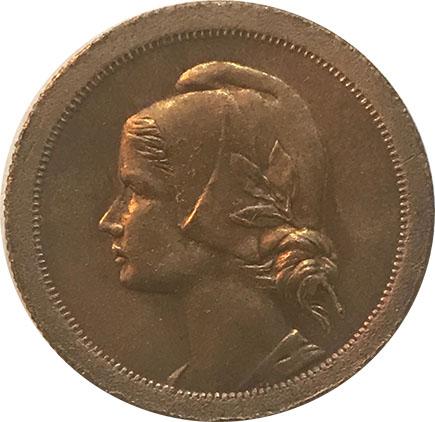 Portugal 10 Centavos1930