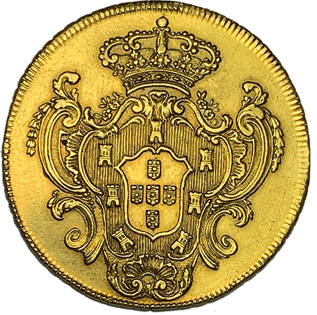 D. Maria I e D. Pedro III Peça 1779 Rio de Janeiro