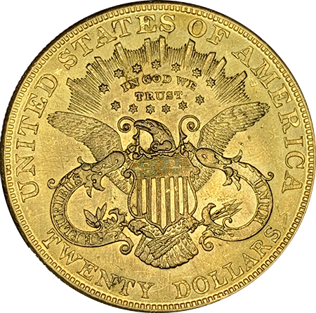 USA 20 Dollars Liberty 1904 ouro