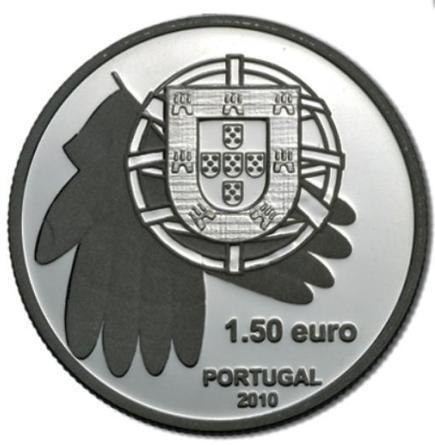 Portugal 1,50€ 2010 Banco Alimentar Contra a Fome