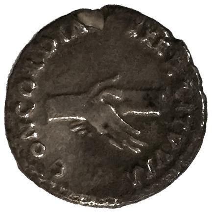 Nerva Denário 96-98 D.C.
