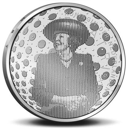 Holanda 5€ 60 Anos de Paz na Europa 2005