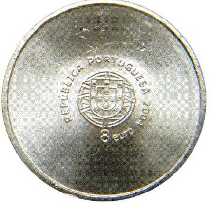 Portugal 8€ O Golo, Euro 2004