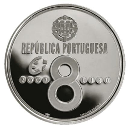 Portugal 8€ Passarola de Bartolomeu Gusmão 2007