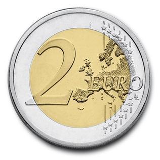 São Marino 2€ Corrente 2020