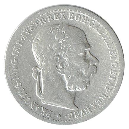 Áustria Corona de 1900