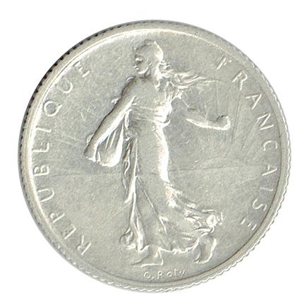 França 1 Franco de 1912