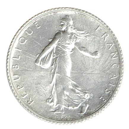 França 1 Franco de 1920