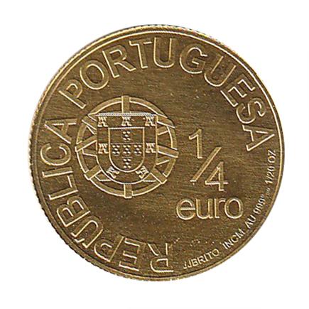 D. Afonso Henriques 1/4  Euro de 2006