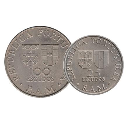 Portugal Colecção Região Autónoma da Madeira de 1981