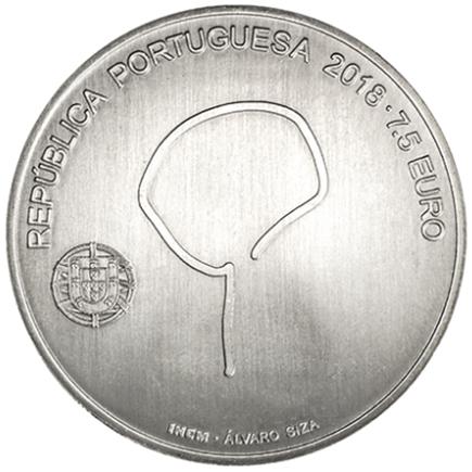 Portugal 7,5€ Souto Moura 2018