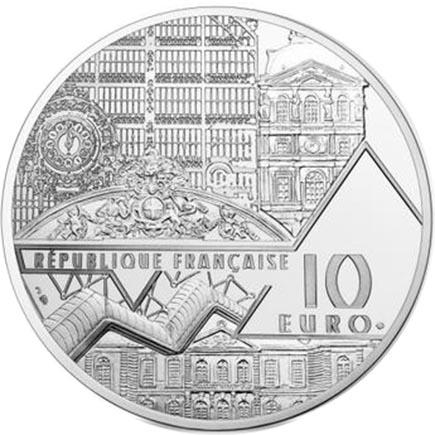 França 10€ O Beijo 2018