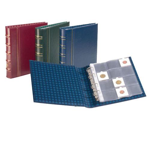 Álbum Optima Classic c/ Contra Capa Azul A5