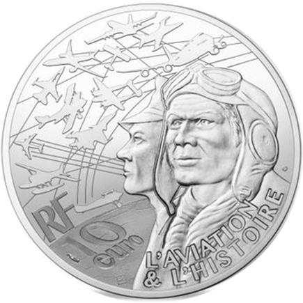 França 10€ Dakota 2018