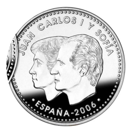 Espanha 12€ Cristovão Colombo 2006