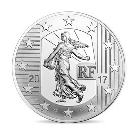 França 10€ Semeadora Louis D'Or 2017
