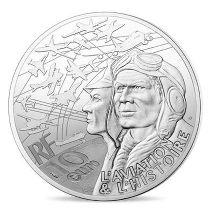 França 10€ Saint Louis 2017