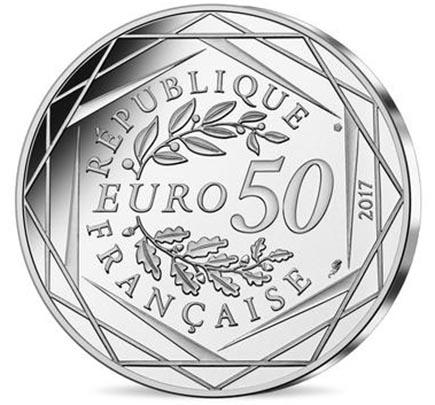 França 50€ Jean Paul Gaultier 2º lançamento 2017