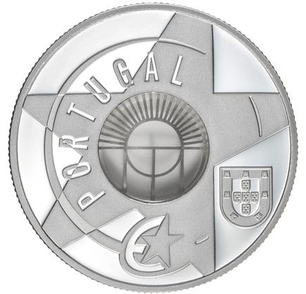 Portugal 5€ Idade do Ferro e do Vidro 2017