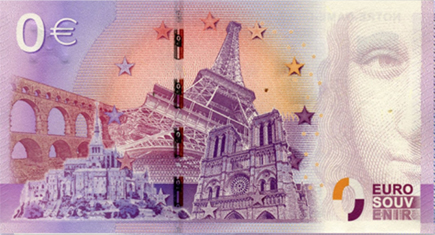 Nota 0€ Le Planeur Bleu