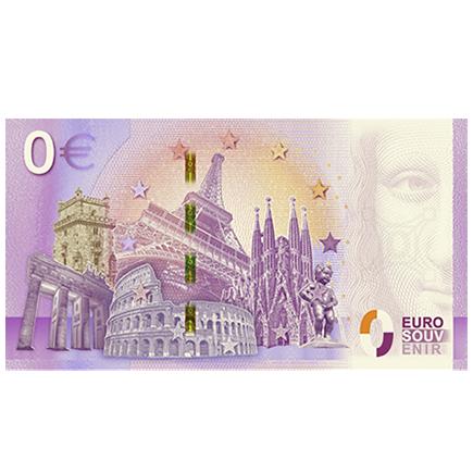 Nota 0€ Le Mémorial de Caen