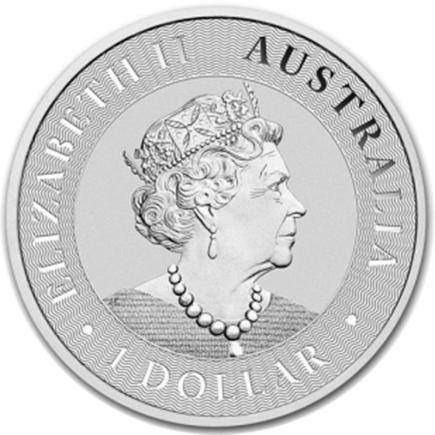 Australia 1oz Kangaroo 2019