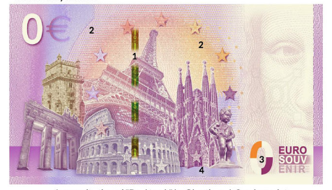 Nota 0€ Pont Adolphe - Luxembourg 2019-1