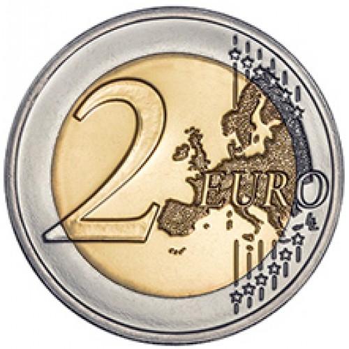 Luxemburgo 2€ Principe Henri 2020
