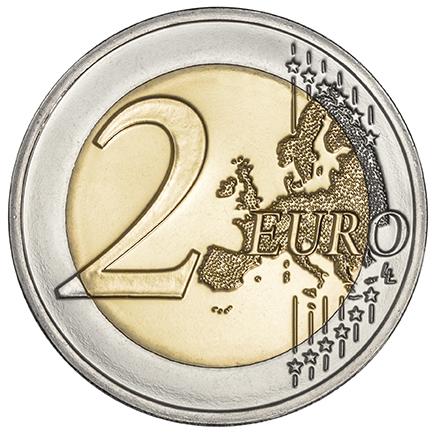 Portugal 2€ 250 Anos INCM 2018