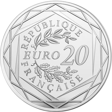 França 20€ Marianne 2019