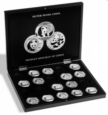 Estojo Volterra P/ Onças de Prata Panda