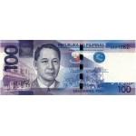 Filipinas 100 Pesos 2017