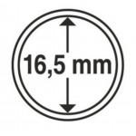 Cápsulas 16.50mm